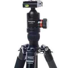 FOTOPRO Tripod X-go Max E+62Q профессиональный карбоновый