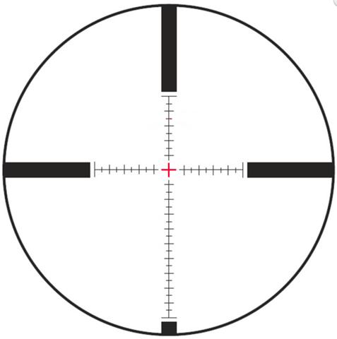 VECTOR OPTICS COUNTERPUNCH 6-25X56 FFP MPR LT