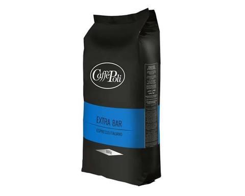 Кофе в зернах Poli Extrabar, 1 кг (Каффе Поли)