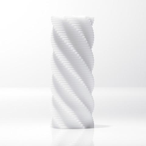 Tenga - Masturbator Sleeve 3D Spiral