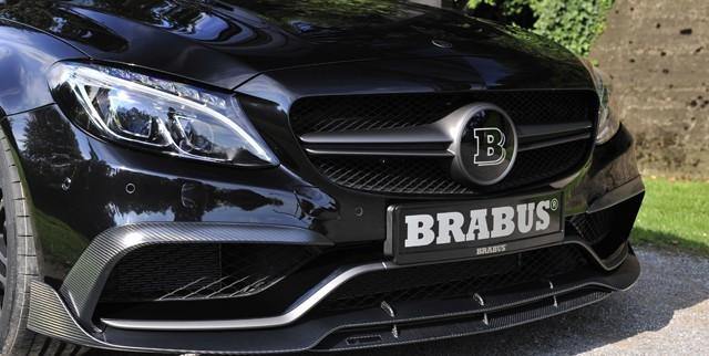 Обвес Brabus для Mercedes C-class 63 AMG W205