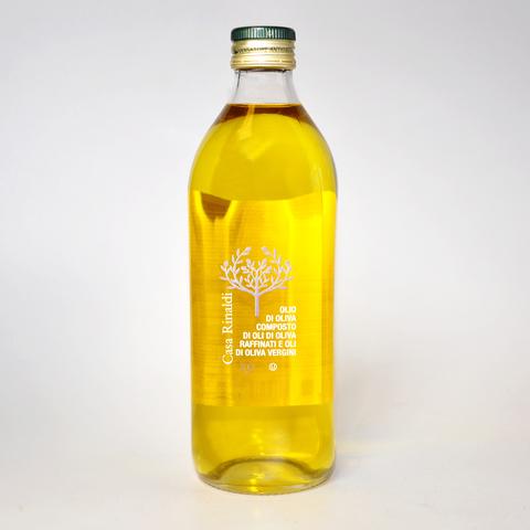 Масло оливковое рафинированное Casa Rinaldi 1 л