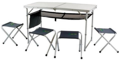 Набор мебели кемпинг Canadian Camper CC-TA407S