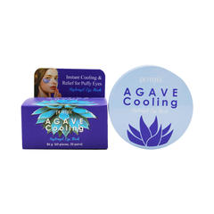 Патчи для глаз Petitfee Agave Cooling Hydrogel Eye Mask с экстрактом агавы, 60 шт