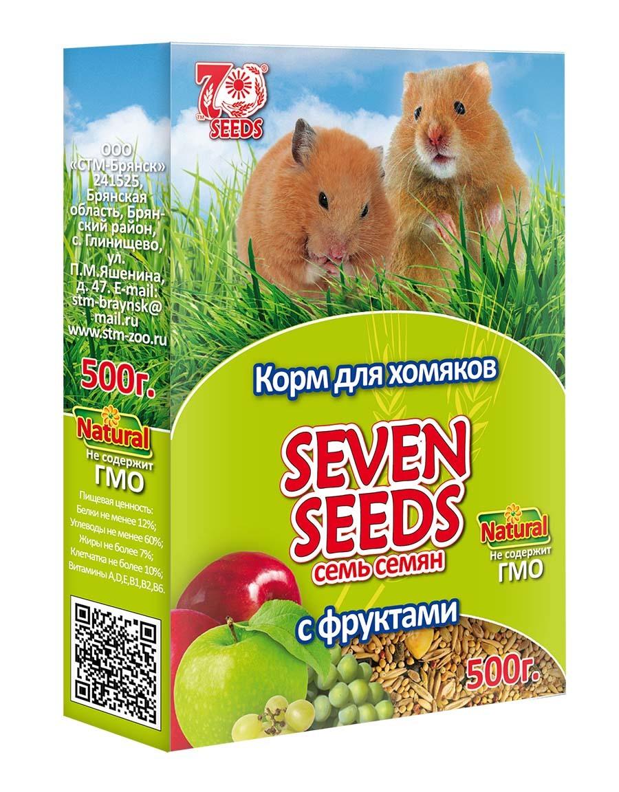 Корм Корм для хомяков с фруктами Seven Seeds 6.jpg