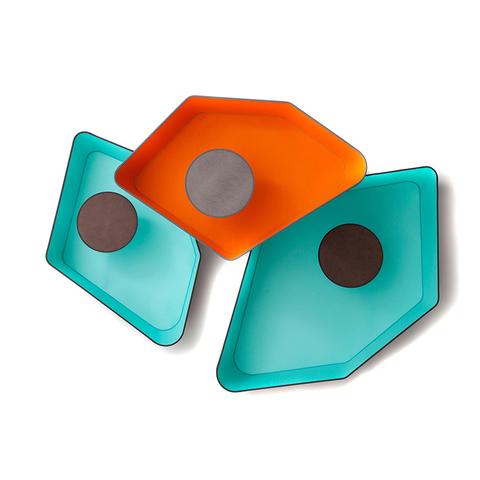 Потолочный светильник Designheure Nénuphar Trio LED