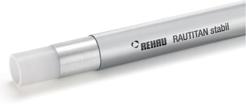 Rehau Rautitan Stabil 20х2.9 мм. труба универсальная (11301311100) в бухте 100 м - 1 м