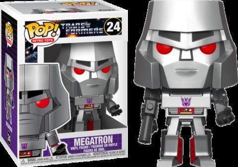 Фигурка Funko Pop! Retro Toys: Transformers - Megatron