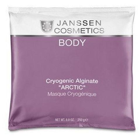 Janssen Body: Охлаждающая альгинатная моделирующая лифтинг-маска для тела Арктик (Cryogenic Alginate Arctic)