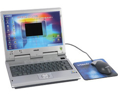 VTech Компьютер с цветным дисплеем Color LCD Notebook (108946)