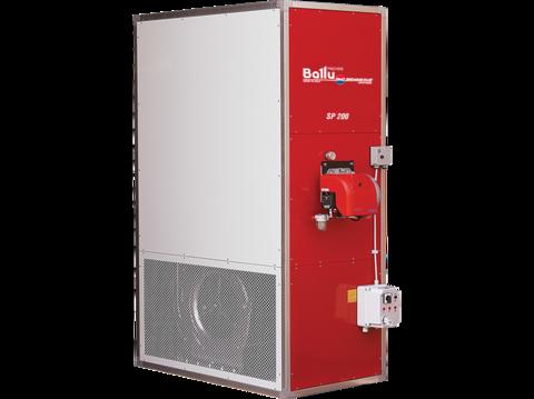 Теплогенератор стационарный дизельный - Ballu-Biemmedue Arcotherm SP 200 oil