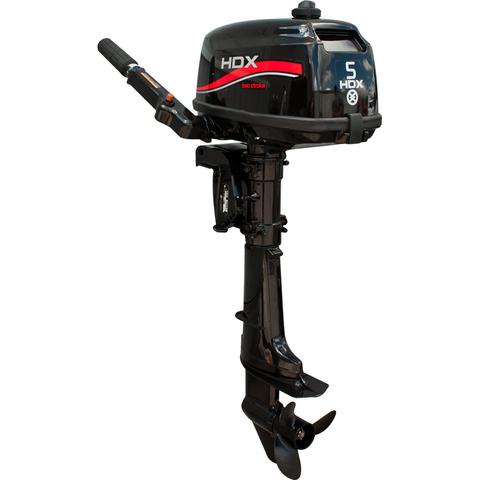 Лодочный мотор 2-х тактный HDX R series T 5 BMS