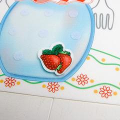 Набор из фетра Ягодное варенье, Smile decor