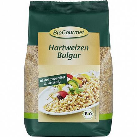 Булгур из твёрдой пшеницы BioGourmet, 500 г