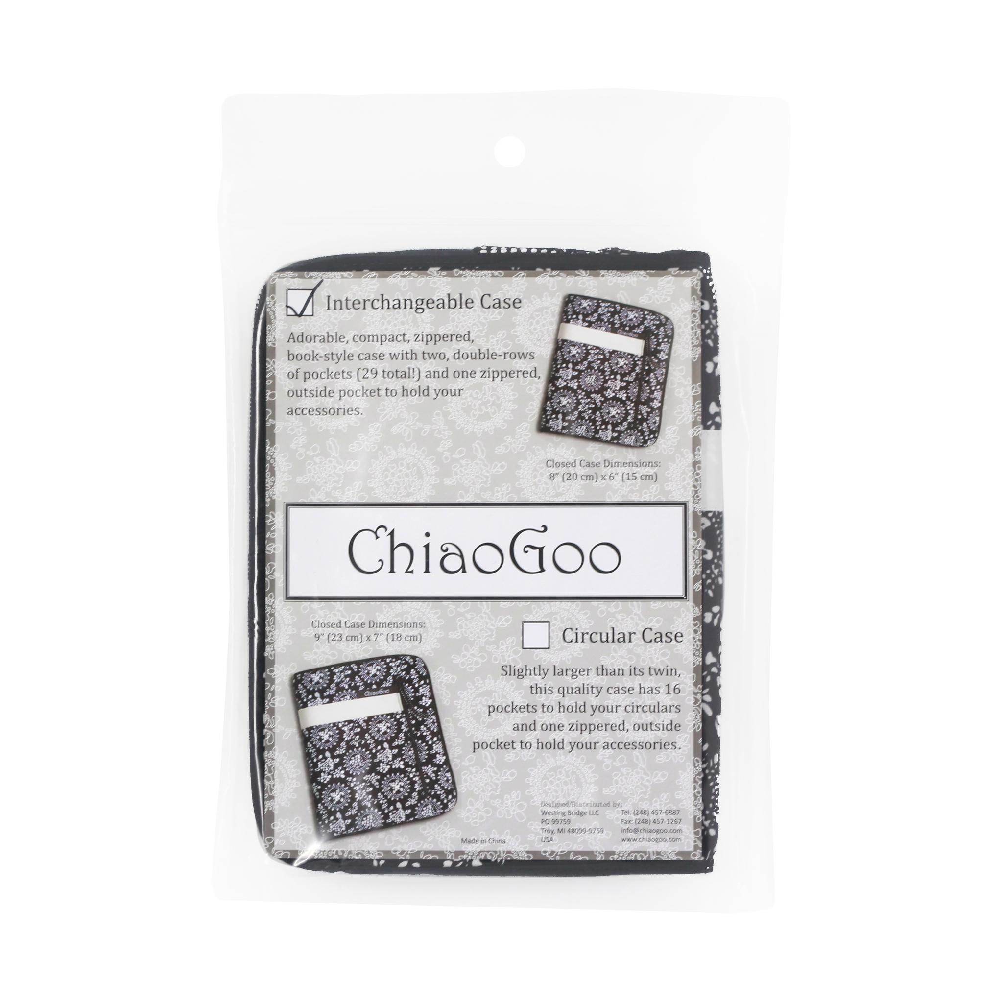 Органайзер для хранения разъемных спиц, ChiaoGoo