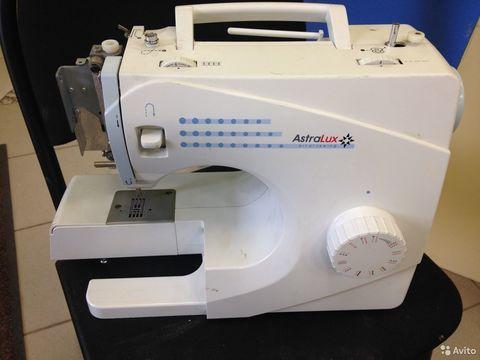 Швейная машина Astralux K30A на запчасти