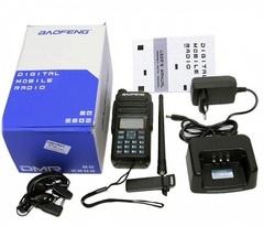 Рация аналогово-цифровая Baofeng DM-1801 (TIER I и TIER II) VHF/UHF