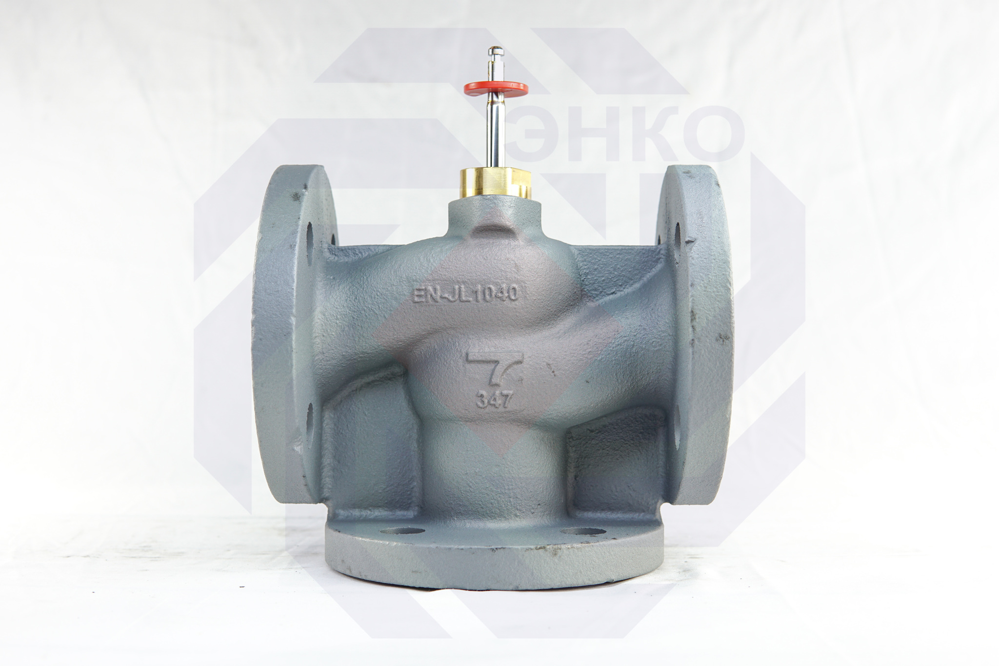 Клапан регулирующий трехходовой IMI CV316 GG DN 32