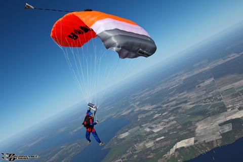 Основной парашют Navigator