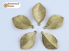Декор металлический лист большой