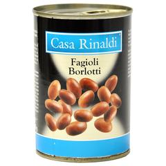 Фасоль Casa Rinaldi Борлотти 400 г