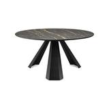 Обеденный стол Eliot Keramik Round, Италия