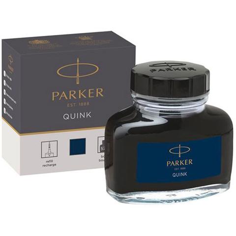 Parker Чернила (флакон), темно-синие