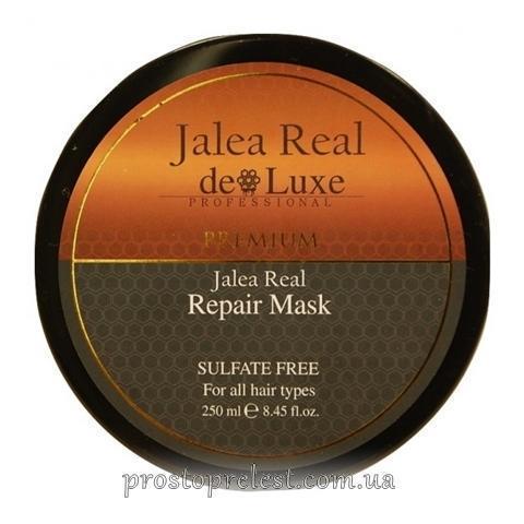 De Luxe Jalea Real Repair Mask - Маска зволожуюча з маточним молочком