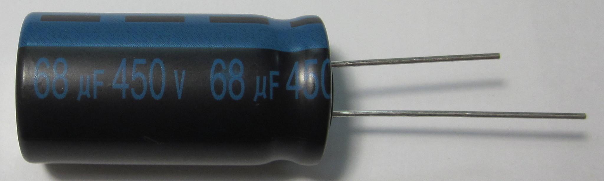 68,0х450V 105C
