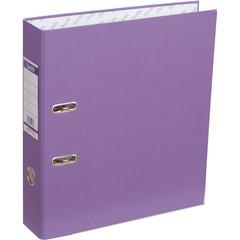 Папка-регистратор Bantex Economy Plus 80 мм фиолетовая