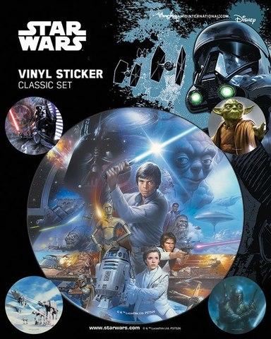 Стикерпак «Звёздные войны»