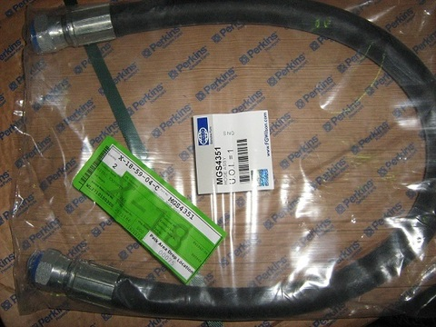 Шланг подогревателя охлаждающей жидкости / HOSE ASSY АРТ: MGS4351