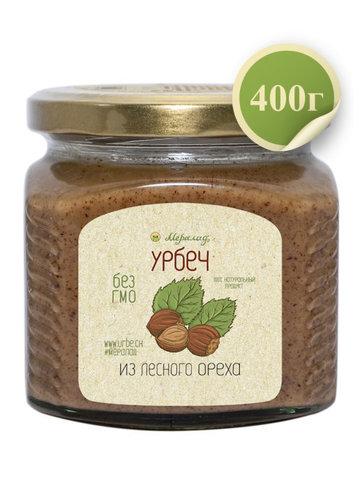 Урбеч из лесного ореха, 230 / 400 г