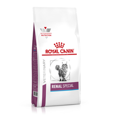Корм для кошек, Royal Canin Renal Special RSF 26 Feline, с пониженным аппетитом  при хронической почечной недостаточности