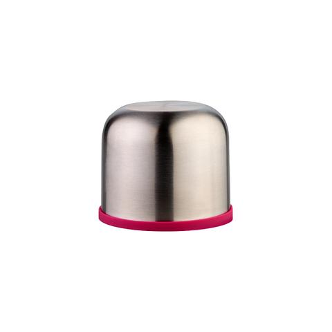 Термос Biostal Flër (0,5 литра) с силиконовой вставкой, розовый
