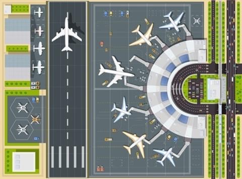Проект Строительство аэропортового комплекса