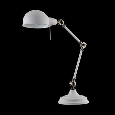 Настольная лампа Maytoni Zeppo 137 Z137-TL-01-W