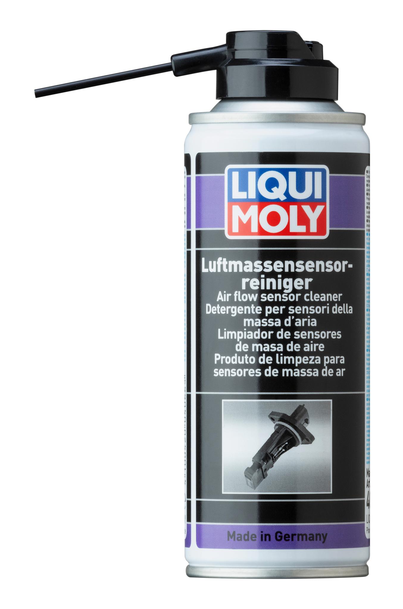 Liqui Moly Luftmassensensor Reiniger Очиститель ДМРВ (датчик расхода воздуха)
