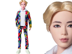 Кукла БТС Джин BTS Idol Doll