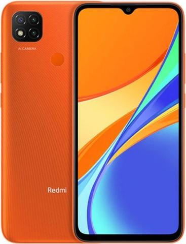 Смартфон Xiaomi Redmi 9C (NFC) 2/32GB Оранжевый