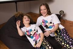 Детская женская футболка Disney E21K-24M101