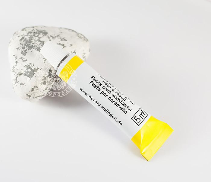 RAZ148-2 Паста для ремня Herold Solingen (желтая) фото 03