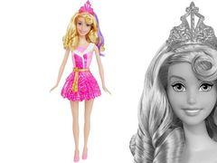 Кукла Аврора Принцесса Диснея, меняет цвет