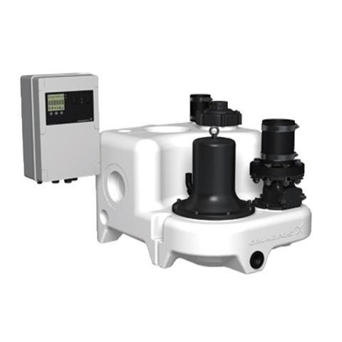 Насосная установка Grundfos Multilift M 15.1.4 (1.6 кВт, 1410 об/мин, 1x230В, кабель 4 м)