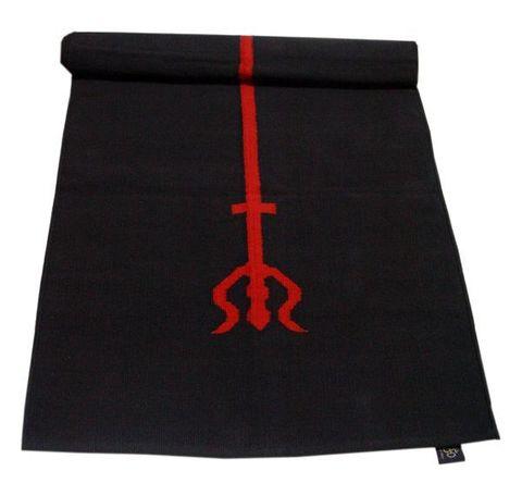 Коврик для йоги Shiva Ashtanga хлопковый 200*70*0,2см