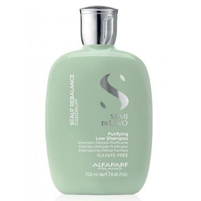 Alfaparf Milano SDL Scalp: Очищающий шампунь против перхоти (Puryfing Low Shampoo), 250мл