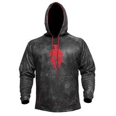 Толстовка с капюшоном KRYPTEK Tartaros Hoodie (Typhon/Red)