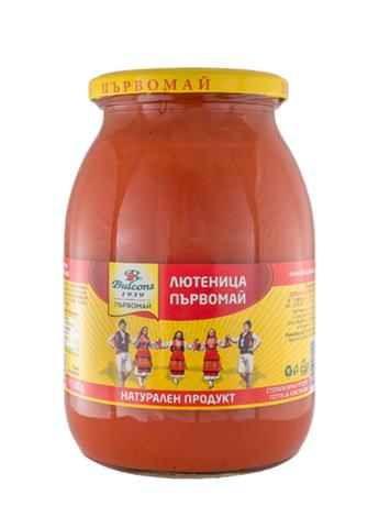 Лютеница ( икра сладкая)   1,1 кг