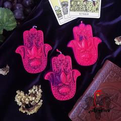 Ритуальная Свеча «Хамса»