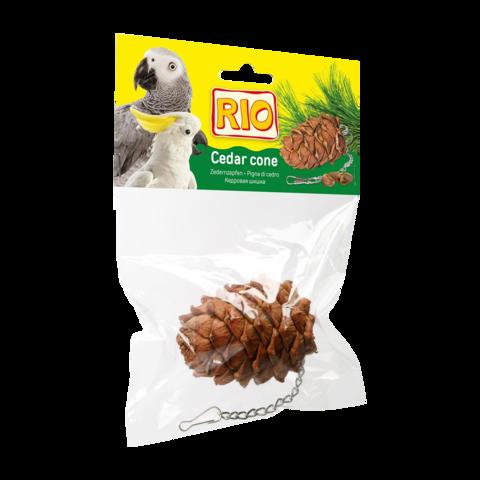 Rio Лакомство для птиц кедровая шишка